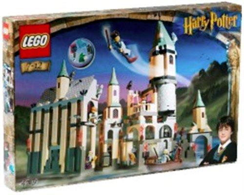 4709 Schloss Hogwarts, 682 Teile ()