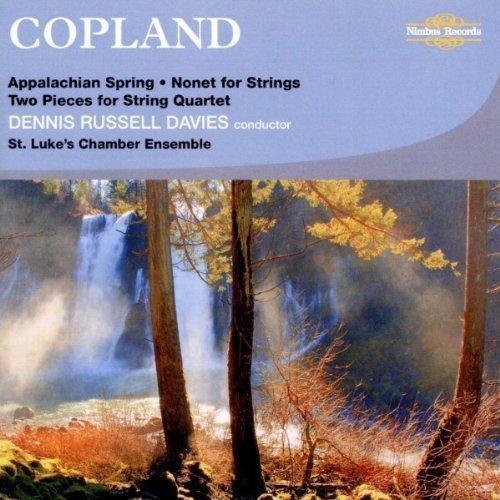 Appalachian Spring, Nonet, 2 pieces for String Quartet by St. Luke's Chamber Ensemble (2008-07-08)