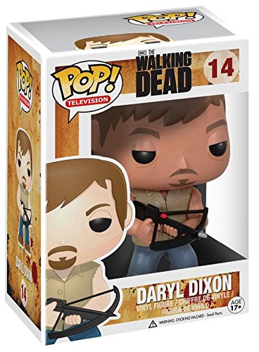 Funko Pop Daryl Dixon (The Walking Dead 14) Funko Pop The Walking Dead