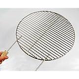 Ø 54,5cm Grille Chromée pour barbecue boule 555657Weber Convient + 2poignées, barbecue, rouille, barbecue rond, rond