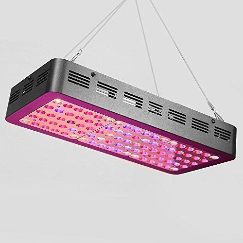 Glighone Luz para Plantas Lámpara LED para Plantas 900W Iluminación...