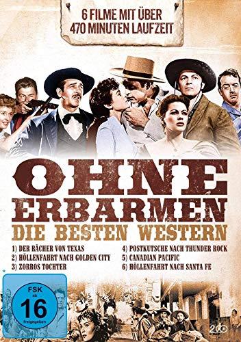 Ohne Erbarmen - Die besten Western [2 DVDs]