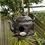 garden mile® Colourful Novelty 3 In 1 Garden Bird Houses Highly Detailed Predator Proof Bird Nesting Boxes For Small… 12