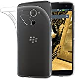 Blackberry DTEK60 Hülle - Schutzhülle Silikon Case Tasche