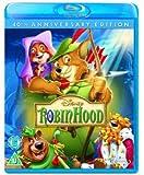 Robin Hood [Blu-ray] [1973] [Region Free]