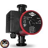 Heizungspumpe WITA U 35-25 180mm 25-4 / Grundfos - Wilo / 3,00 m Solar Pumpe