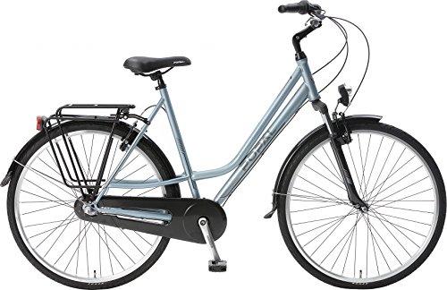 511Sh tbI9L - POPAL CityFlex 28 Inch 50 cm Woman 3SP Rim Brakes Blue