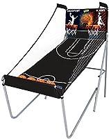 Basket-ball Hoops Shootout Jeu, système de Score garder électronique pour les enfants, les jeunes adults. avec 4balles gonflableLe mightymast Hoops Shootout Jeu de basketball est un jeu amusant et excitant à jouer sur votre propre ou avec jusqu'à 4...