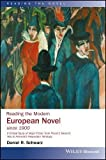 Reading the Modern European Novel since 1900 (Reading the Novel)