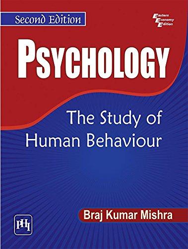 Human Psychology Ebook