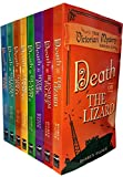 Robin Paige Victorian Mystery Series 8 Books Collection Set (Death at Bishop's Keep, Death at Gallows Green, Death at Daisy's Folly, Death at Epsom Downs, Death at Glamis Castle, Death in Hyde Park, Death at Blenheim Palace, Death at the Lizard)