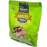 """Benevo Veganer Bisquit """"Frischer Atem"""" Hunde-Snack, 12er Pack (12 x 250 g)"""