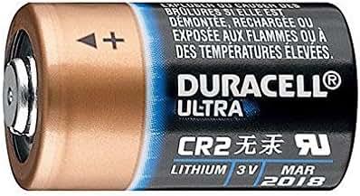 Duracell Pile au lithium CR17355Ultra CR 2() Noir/Cuivre