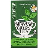 Clipper Organic Green Tea (Enveloped Tea Bags), 50g
