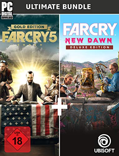 Far Cry New Dawn + Far Cry 5 - Ultimate Edition - Ultimate | [PC Code - Uplay] Ultimate Pc