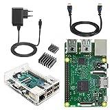 Vilros Raspberry Pi 3 Starter KIt-EU Plug Edition