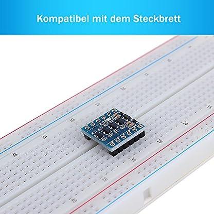 PEMENOL-6-STK-Logic-Level-Konverter-Bi-Direktional-4-Kanal-IIC-UART-SPI-TTL-V-33V-fr-Arduino-Raspberry-Pi-Mikrocontroller-6-Stck
