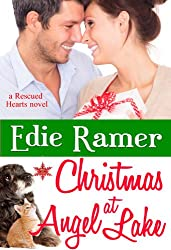 Christmas at Angel Lake (Rescued Hearts Book 2) (English Edition)