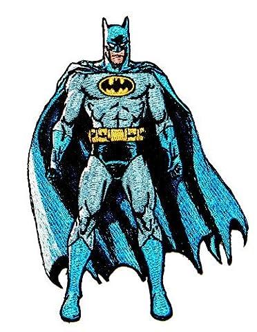 DC Comics Superhero The Dark Knight Batman Detective Crime Fighter Vigilante Iron On Patch by Cool-Patches