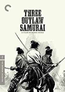 Criterion Collection: Three Outlaw Samurai [DVD] [1964] [Region 1] [US Import] [NTSC]