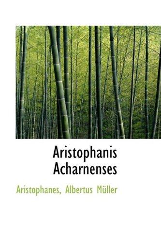 Aristophanis Acharnenses