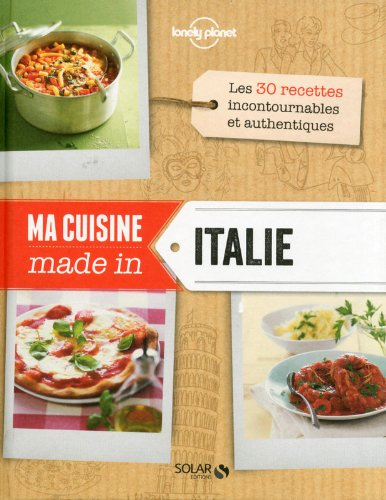 Ma cuisine made in Italie par Corinne Cesano, Collectif
