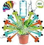 AURUZA Automatisch Bewässerung Set Einstellbar Bewässerungssystem Garten zur Pflanzen Blumen Bewässerung Zimmerpflanze