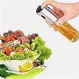 ZER–Tory spruzzatore olio d' oliva, volo olive oil Sprayer Mister oil spray bottiglia portatile in vetro trasparente spray bottiglia aceto, oliera stagionatura kitchenware Tools
