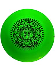 ThankU ultimate frisbee disco Flying sport 175 gramos Fluorescente por la noche viene con bolsa con un cordón