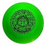 ThankU disco frisbee sportivo volante per Ultimate 175 grammi, si illumina di notte e viene fornito di sacchetto di corda