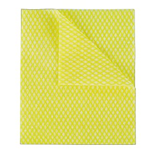 Yellow Multi Purpose Cleaning Cloths - J Cloths