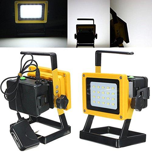 Alcoa Prime Portable Rechargeable Cordless 10W Floodlight