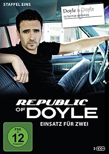 Republic of Doyle - Einsatz für zwei - Staffel 1 / Republic of Doyle (Season 1) - 3-DVD Box Set ( )