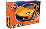 Picture Of Airfix Quick Build Lamborghini Aventador Car Model Kit