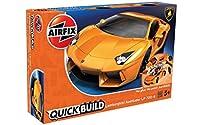 Airfix Quick Build Lamborghini Aventador Car Model Kit