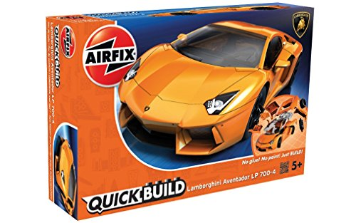 Airfix Quick Build Lamborghini Aventador Car Model Kit