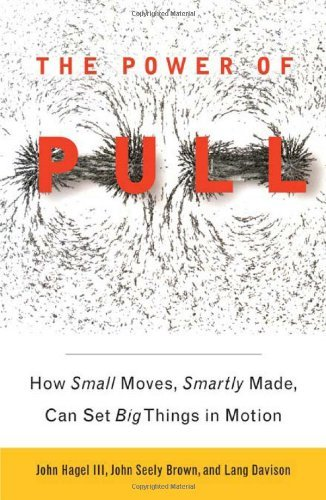 The Power of Pull by John Hagel (8-Apr-2010) Hardcover