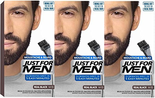 3-x-just-for-men-moustache-and-beard-facial-hair-gel-colour-m55-real-black