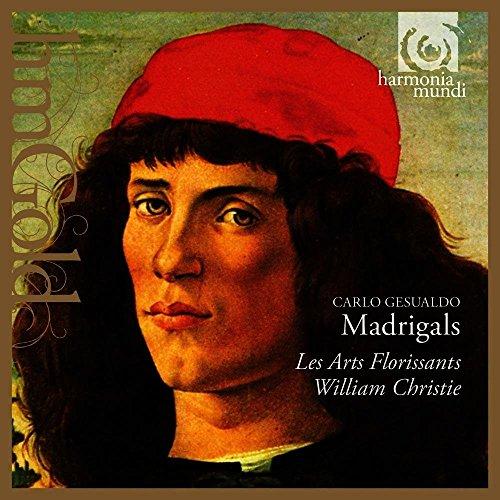 Gesualdo: Madrigals (Les Arts Florissants/Christie) Test