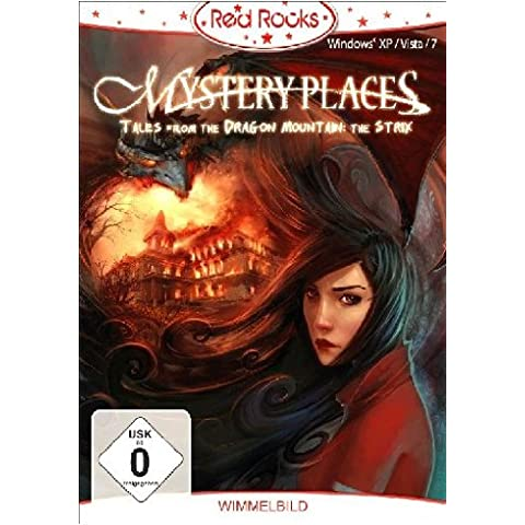 Red Rocks - Mystery Places: Tales from the Dragon Mountain [Importación alemana]