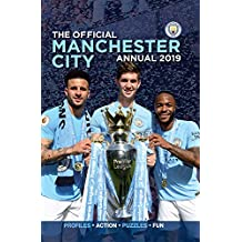 Official Manchester City FC Annual 2019