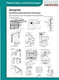 Garagentor, über 2600 Seiten (DIN A4) patente Ideen und Zeichnungen