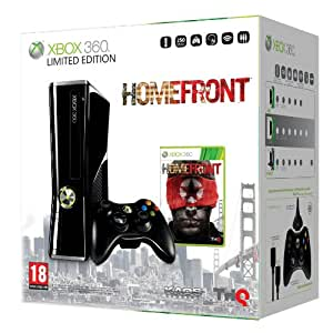 Xbox 360 - Console 250 GB + Homefront [Bundle]