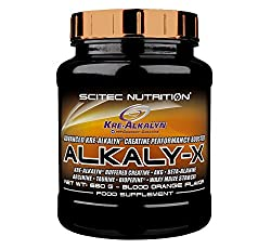 Scitec Nutrition Alkaly-X Kre-Alkalyn, 660g Blood Orange