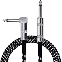 Anpro Cable para Guitarra/Bajo/Teclado/Electríca 3m (10ft) φ 6.3