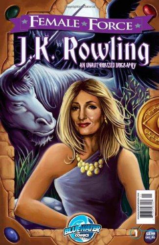 Jk Adams Farm (Female Force: J.K. Rowling)