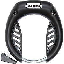 ABUS Fahrradschloss 496 LH NKR Padlock, black, Standard