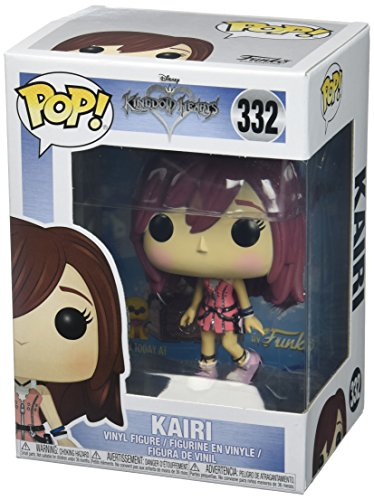 POP! Disney: Kingdom Hearts Series 2 - Kairi #332 Vinyl Figur