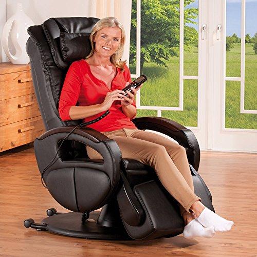 Massagesessel »Komfort Deluxe«, mit Shiatsu-Massagefunktion