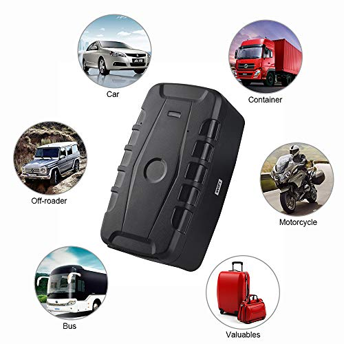 HUAXING Mini GPS Smart Tracker Potente imán y GPS/gsm/GPRS en Tiempo Real...